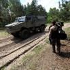 Potem kilkudniowe szkolenie na poligonie (Wesoła) oraz w jednostce Żandarmerii Wojskowej (Mińsk Mazowiecki). Od ćwiczeń z komandosem, przez panią psycholog, pierwszą pomoc do szkoły przetrwania.