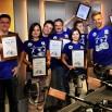 Aż nam dali pamiątkowe dyplomy :) Redakcja Lata z Radiem nagrodzona przez WWF Polska za akcję z fokami. Dziękujemy!