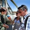 Zaskakująco dużo kobiet! Ta pani jest strzelecem pokałdowym w Mi-17.