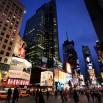 Środek nocy. NYC nie śpi.