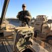 Ci żołnierze są kierowcami w czasie patroli bojowych. To jedno z najbardziej niebezpiecznych zajęć :(