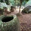 Cel naszej wyprawy - Dolina Słoików w Laosie. Jeden z najsłynniejszych megalitycznych pomników świata. Gdy tu dotarliśmy cała okolica tonęła w tajemniczej mgle.