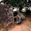 Kamienne słoje mają kilka tysięcy lat. Jedni mówią, że to dawne grobowce, inni że po prostu pojemniki na ryż. Są tu tego tysiące rozrzucone na dość dużej powierzchni.