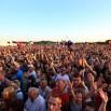 Tak wygląda rekordowy tłum w czasie lata 2013. Tarnobrzeg. Właśnie gra Enej. Za chwilę zagra Maryla Rodowicz.
