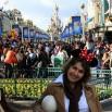 Na finał Disneyland Paris.