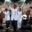 IV Mistrzostwa Świata w Gotowaniu na Byle Czym w Mielnie wygrała kobieca ekipa z Ośrodka SOFRA w Unieściu. Właśnie dziewczyny usłyszały werdykt Jury!