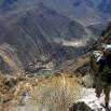 Kanion ma prawie 110km długości. Jest tam też jedno miejsce dostępne dla normalnych turystów. To właśnie tu.