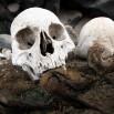 ...i to co wzbudza grozę. Inkaskie mumie ukryte w ścianach kanionu!