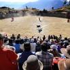 Korrida w zapomnianej przez ludzi górskiej wiosce w Andach. To tutaj okazja do jedynego w roku wielkiego święta!