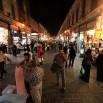 Zwiedzanie zaczęliśmy późną nocą od targowiska w Damaszku, najstarszym cały czas zamieszkanym mieście świata.