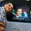 Takie zdjęcie nasz kierowca nakleił z tyłu na samochodzie. O nic nie pytajcie - powiedział. Tak ma być i już! I to pomaga! Miał rację.