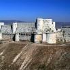 To największa naświecie i najbardziej znana twierdza Krzyżowców. Gigantyczne mury robią do dziś wielkie wrażenie. Krak des Chevaliers - rok 1031. Historia patrzy.