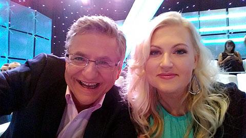 Wielki Test o Wiśle. TVP1, środa 11 października 2017. Roman Czejarek i Sława Bieńczycka.