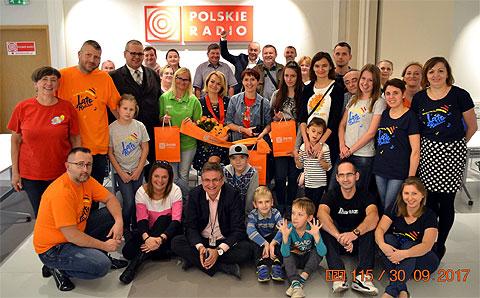 Spotkanie Radioprzyjaciół Radiowej Jedynki. Sobota 30 września 2017. Dziękuję!