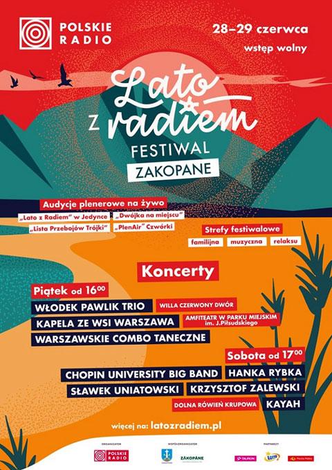 Festiwal Lato z Radiem 2019.
