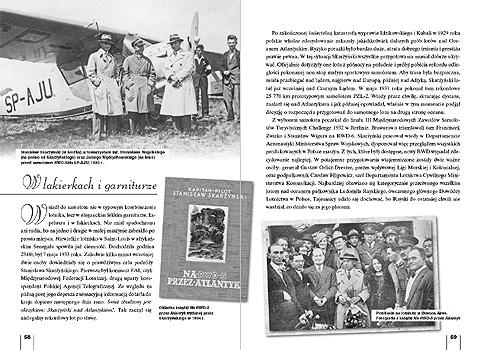 Sekrety polskiego lotnictwa. Roman Czejarek. Łódź, Księży Młyn Dom Wydawniczy, listopad 2020, fragment książki.